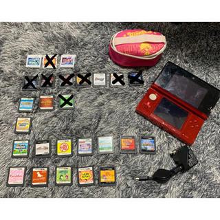 ニンテンドー3DS - 3DSとソフトと充電器のセット