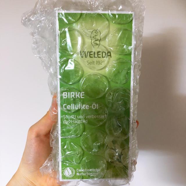 WELEDA(ヴェレダ)のだんしゃり様専用 ヴェレダ ホワイトバーチ ボディオイル 200ml  コスメ/美容のボディケア(ボディオイル)の商品写真