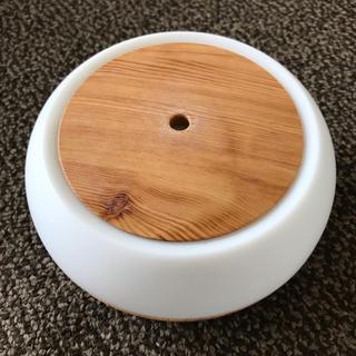 木目調加湿器 アロマディフューザー