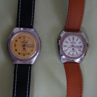 リコー(RICOH)の【2台】リコー アンティーク自動巻き 腕時計メンズ 腕時計 (2台のお値段です)(腕時計(アナログ))