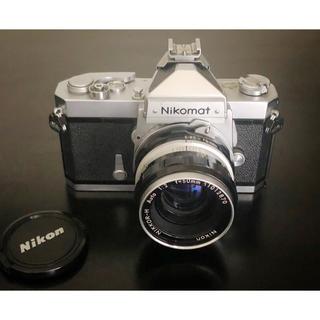 ニコン(Nikon)のNikon Nikkomat FT Nikkor 50mm f2.0 動作品(フィルムカメラ)