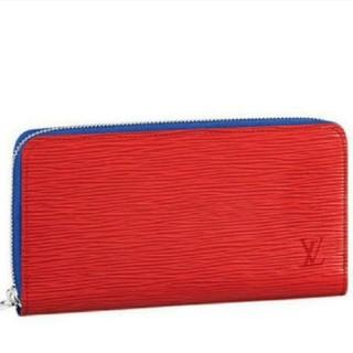 LOUIS VUITTON - 限定カラーのヴィトンエピ長財布