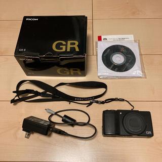 リコー(RICOH)のRICOH リコー GR GR 2 中古美品(コンパクトデジタルカメラ)