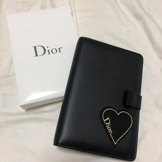 クリスチャンディオール(Christian Dior)のDior ディオール 手帳 未使用(ノート/メモ帳/ふせん)