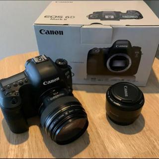 Canon - Canon 6D Mark II レンズセット