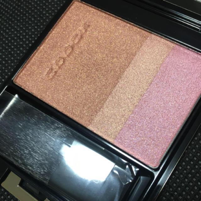 SUQQU(スック)のSUQQU スック 限定 ピュアカラーブラッシュ 114 光彩 チーク コスメ/美容のベースメイク/化粧品(チーク)の商品写真