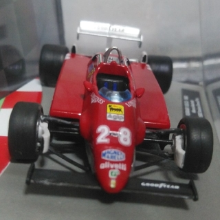 フェラーリ(Ferrari)のFerrari126C2 1/43スケールモデル(未使用品)(ミニカー)