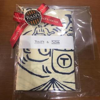 タリーズコーヒー(TULLY'S COFFEE)のTully's Coffee タリーズ 「かまわぬ」鳥獣戯画 手ぬぐい 遊園地(ノベルティグッズ)