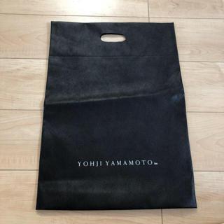 ヨウジヤマモト(Yohji Yamamoto)のノベルティ ショップバック(ショルダーバッグ)