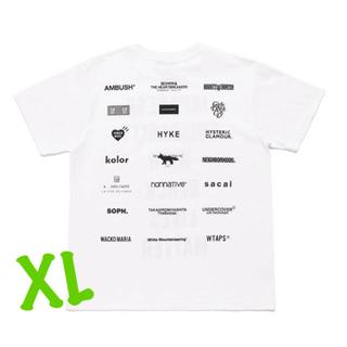 レスザンヒューマン(LESS THAN HUMAN)のHUMAN MADE BLACK LIVES MATTER T(Tシャツ/カットソー(半袖/袖なし))