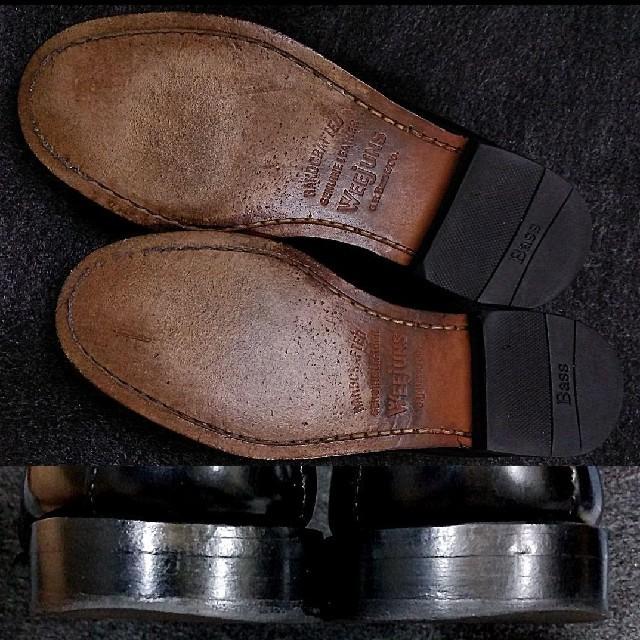 G.H.BASS(ジーエイチバス)の【最終値下げ】GHBASS ローファー メンズの靴/シューズ(ドレス/ビジネス)の商品写真