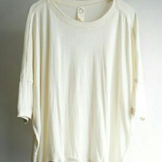 ドゥルカマラ(Dulcamara)のo project wide fit tee きなり(Tシャツ/カットソー(半袖/袖なし))