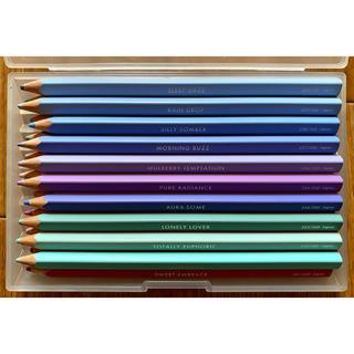フェリシモ(FELISSIMO)のフェリシモ 500色色鉛筆 NO241〜260&NO321〜340(色鉛筆)