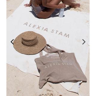 アリシアスタン(ALEXIA STAM)のALEXIA STAN ビーチマットとタンブラー2点セット(タオル/バス用品)