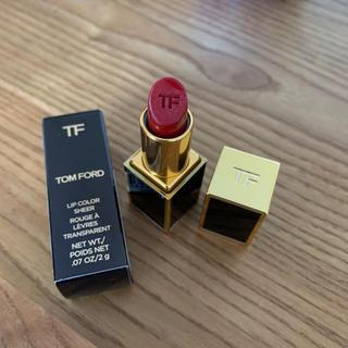 トムフォード(TOM FORD)のトムフォードビューティー リップカラー 口紅 TOMFORD BEAUTY(口紅)