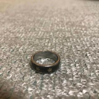 最終値下げセール‼︎送料込み‼︎ star ring 19 20 silver(リング(指輪))