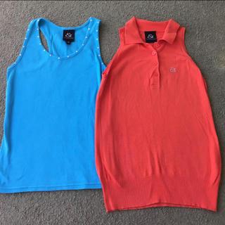 ピンキーアンドダイアン(Pinky&Dianne)のトップス セット(Tシャツ(半袖/袖なし))