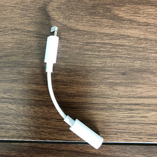 アイフォーン(iPhone)のiPhone 変換アダプター(その他)