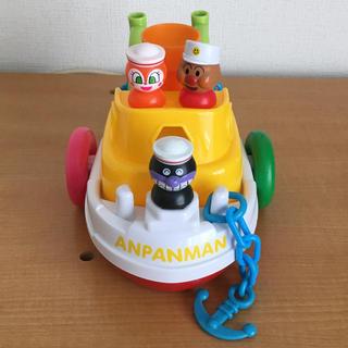 アンパンマン(アンパンマン)の☆アンパンマン お風呂おもちゃ☆(お風呂のおもちゃ)