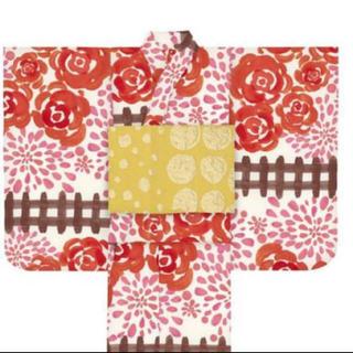 ツモリチサト(TSUMORI CHISATO)のツモリチサト kids 浴衣(甚平/浴衣)