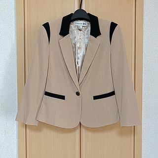 フォーエバートゥエンティーワン(FOREVER 21)のFOREVER21 スーツ ジャケット(テーラードジャケット)