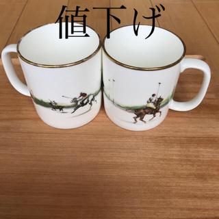 ラルフローレン(Ralph Lauren)のRALPH  LAUREN ペアマグカップ(グラス/カップ)