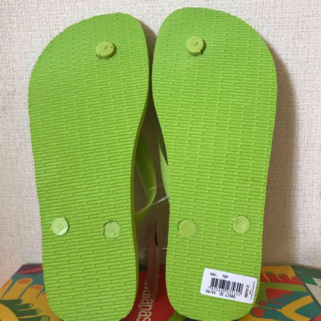 havaianas(ハワイアナス)のハワイアナス ビーチサンダル25〜25.5㎝ レディースの靴/シューズ(ビーチサンダル)の商品写真