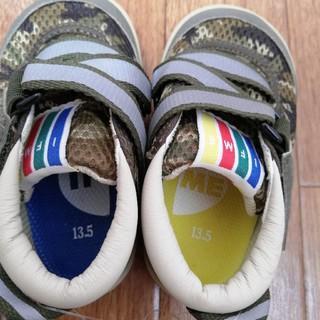 IFME子供靴 13.5(新品未使用)