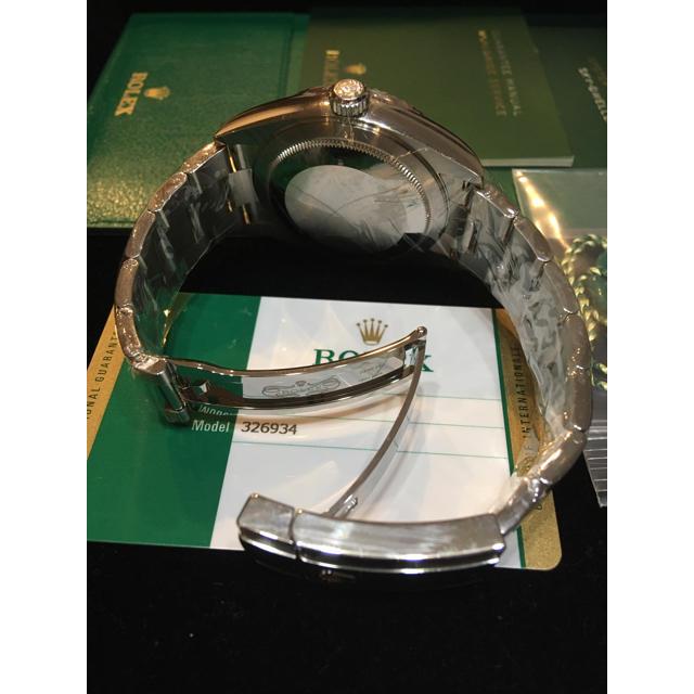 ROLEX(ロレックス)の2/2 新品 未使用 ロレックス ROLEX スカイドゥエラー 326934 メンズの時計(腕時計(アナログ))の商品写真