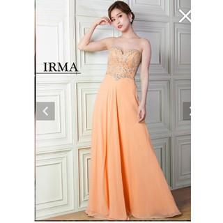 エンジェルアール(AngelR)の✡️新品未使用 IRMA 高級ドレス (ロングドレス)