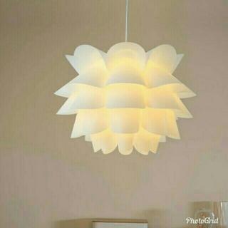 オシャレ フラワー ランプシェード ♥ペンダントランプ(天井照明)
