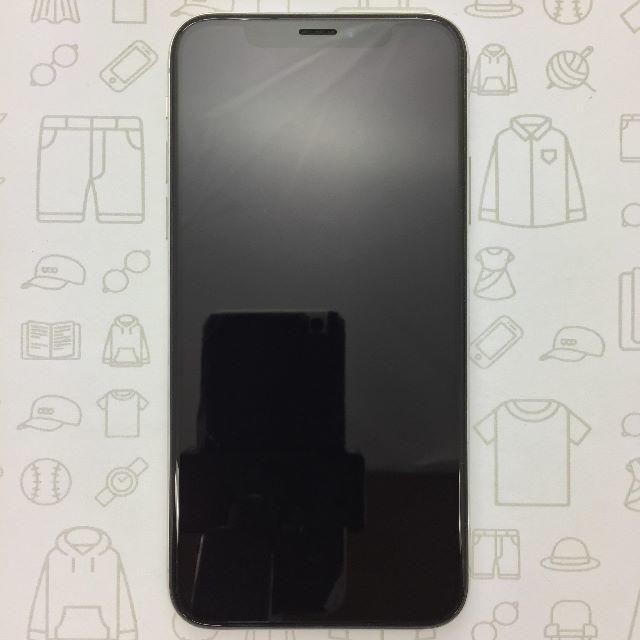 Apple(アップル)の【S】【未使用】iPhoneX/256/353022091676137 スマホ/家電/カメラのスマートフォン/携帯電話(スマートフォン本体)の商品写真