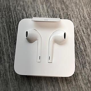 アイフォーン(iPhone)のApple iPhone イヤホン(ヘッドフォン/イヤフォン)