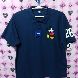 ディズニー(Disney)の超BIGミッキー最新ポロシャツ5Lサイズ(ポロシャツ)