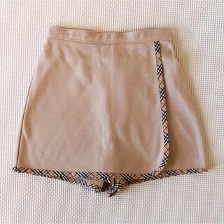 バーバリー(BURBERRY)の【美品】★バーバリー★BURBERRY★スカート風★90(スカート)