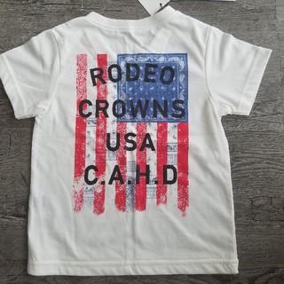 ロデオクラウンズワイドボウル(RODEO CROWNS WIDE BOWL)のロデオクラウン キッズ(Tシャツ/カットソー)