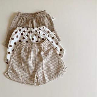 short pants ショートパンツ 韓国子供服