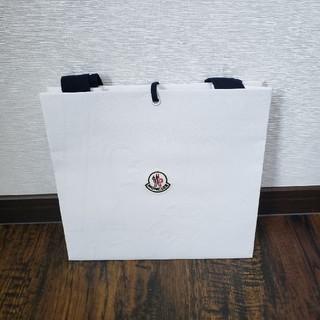 モンクレール(MONCLER)の ショッパーズバックモンクレール(ショップ袋)