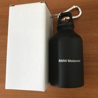 ビーエムダブリュー(BMW)の【非売品】BMW Motorrad 水筒 アルミマウンテンボトル マットブラック(タンブラー)