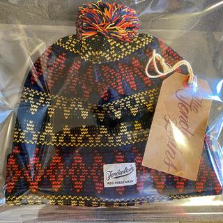 テンダーロイン(TENDERLOIN)のTENDERLOIN BEANIE INDIAN(ニット帽/ビーニー)