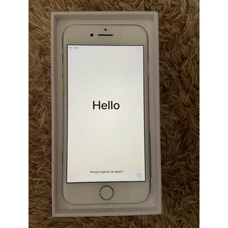 Apple - iPhone8 Silver