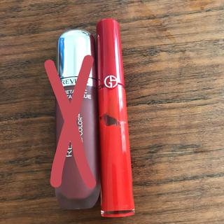 アルマーニ コレツィオーニ(ARMANI COLLEZIONI)のアルマーニ  口紅(口紅)