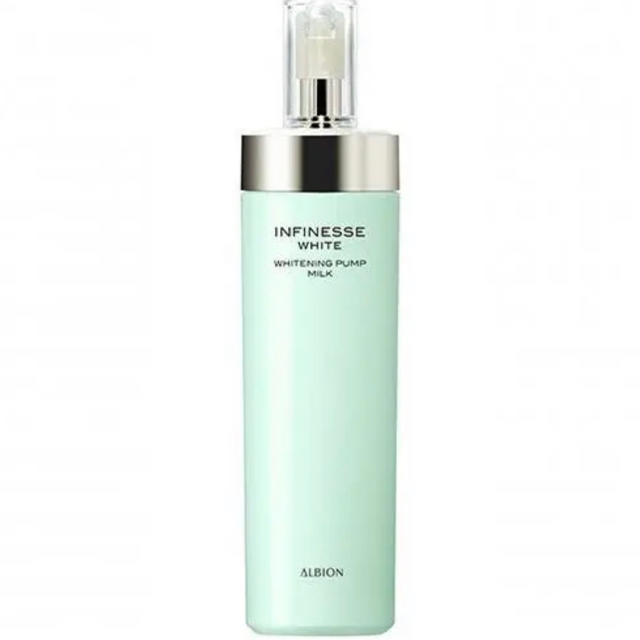 ALBION(アルビオン)のアンフィネスホワイト コスメ/美容のスキンケア/基礎化粧品(乳液/ミルク)の商品写真