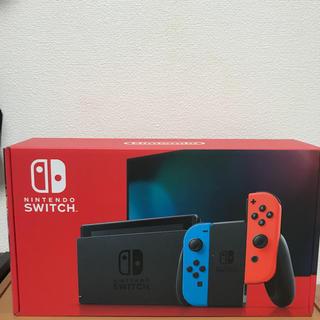 ニンテンドースイッチ(Nintendo Switch)のNintendo Switch 本体 新型 任天堂スイッチ ニンテンドースイッチ(家庭用ゲーム機本体)
