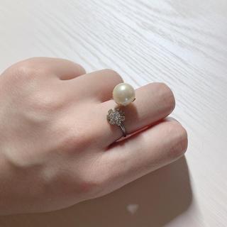 アネモネ(Ane Mone)のAne Mone パールリング(リング(指輪))