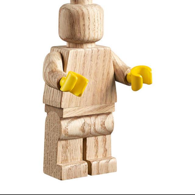 Lego(レゴ)のLEGO® Wooden Minifigure 853967 レゴ キッズ/ベビー/マタニティのおもちゃ(積み木/ブロック)の商品写真