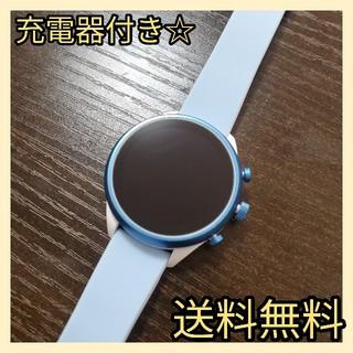 フォッシル FOSSIL 腕時計 スポーツスマートウォッチ FTW6026(腕時計(デジタル))