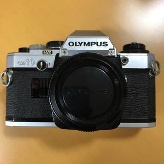 オリンパス(OLYMPUS)のオリンパス OM10 ボディ(フィルムカメラ)