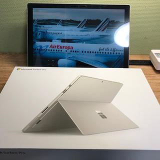 マイクロソフト(Microsoft)のsurface pro6 Microsoft(ノートPC)