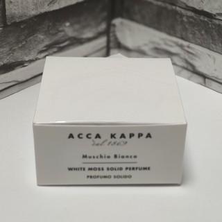 アッカ(acca)のアッカカッパ ホワイトモス ソリッドパフューム 10ml 練り香水(香水(女性用))
